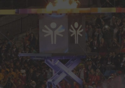 2013 Asia Pacific Olympic Games, Newcastle