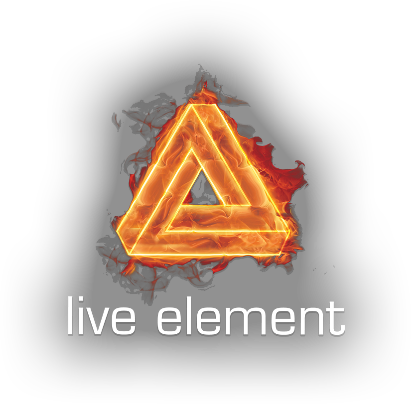 Live Element | Global supplier of custom engineered flame effects
